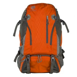 Genesis Denali camera backpack orange
