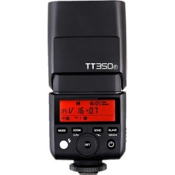 Godox TT350 speedlite for Fujifilm