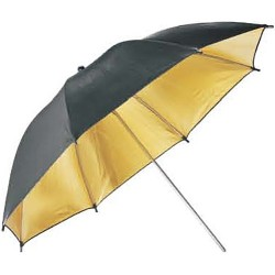 "Godox Reflector Umbrella 101 cm (40"", Black/Gold)"