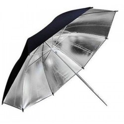 "Godox Reflector Umbrella 101cm (40"", Black/Silver)"