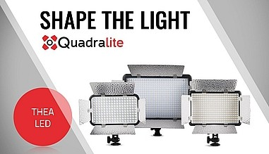 Quadralite Thea LED
