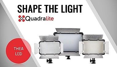 Quadralite Thea LED