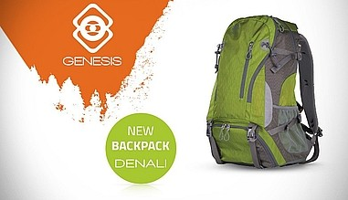 Genesis Backpack Denali
