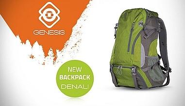 Genesis Backpack Denali